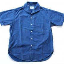 <img class='new_mark_img1' src='https://img.shop-pro.jp/img/new/icons50.gif' style='border:none;display:inline;margin:0px;padding:0px;width:auto;' />WORKERS K&T H ワーカーズ  Italian Collar Shirt イタリアンカラーシャツ  Stars Stripes  スターズストライプ