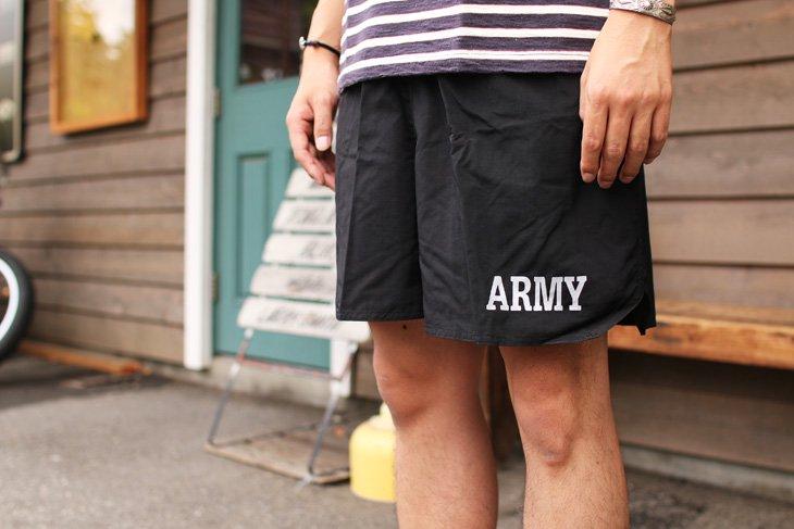 US ARMY トレーニングショーツ