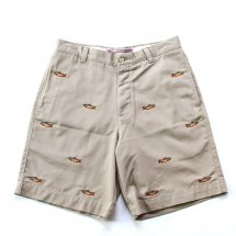 <img class='new_mark_img1' src='https://img.shop-pro.jp/img/new/icons50.gif' style='border:none;display:inline;margin:0px;padding:0px;width:auto;' />BERLE バール  Fish Embroidery Shorts  フィッシュエンブロイダリーショーツ