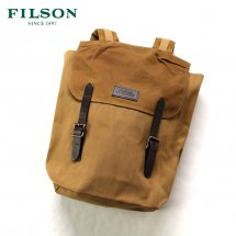 <img class='new_mark_img1' src='https://img.shop-pro.jp/img/new/icons50.gif' style='border:none;display:inline;margin:0px;padding:0px;width:auto;' />FILSON フィルソン RANGER BACKPACK レンジャーバックパック タン