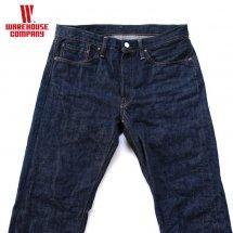 WAREHOUSE ウエアハウス LOT900 Denim Jeans デニム ジーンズ ワンウォッシュ WH-DNM