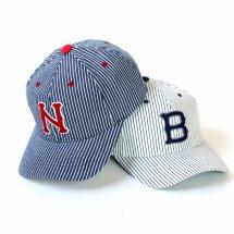 ペナントバナーズ PENNANT BANNERS キャップ 帽子 ベースボールキャップ BASEBALL CAP ヒッコリー PB-002