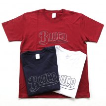 <img class='new_mark_img1' src='https://img.shop-pro.jp/img/new/icons50.gif' style='border:none;display:inline;margin:0px;padding:0px;width:auto;' />ブルコ BLUCO WORK GARMENT OL-800-018 SUPER HEAVY WEIGHT TEE'S -LOGO- プリントT