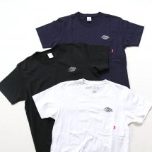 ブルコ BLUCO WORK GARMENT OL-803-018 SUPER HEAVY WEIGHT POCKET TEE'S -STD- ポケットT