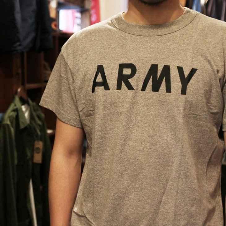 ARMY プリントT