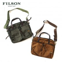 <img class='new_mark_img1' src='https://img.shop-pro.jp/img/new/icons50.gif' style='border:none;display:inline;margin:0px;padding:0px;width:auto;' />フィルソン FILSON バッグ ブリーフケース ショルダーバッグ DRYDEN BRIEF CASE