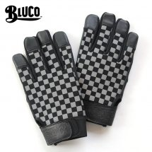 BLUCO WORK GARMENT  B.W.G ブルコ CHECKER WORK GLOVE チェッカーワークグローブ