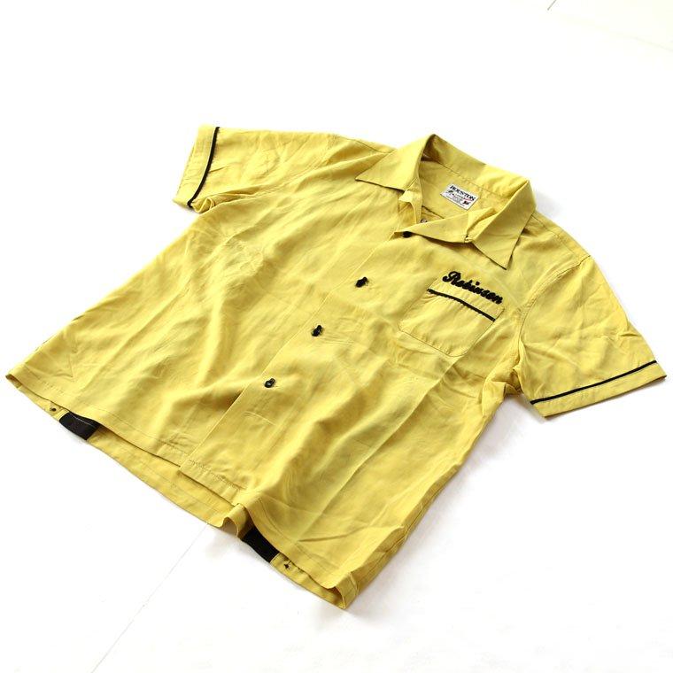 HOUSTON ボーリングシャツ