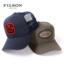 <img class='new_mark_img1' src='//img.shop-pro.jp/img/new/icons56.gif' style='border:none;display:inline;margin:0px;padding:0px;width:auto;' />フィルソン FILSON メッシュキャップ BUCKSHOT TWILL MESH CAP