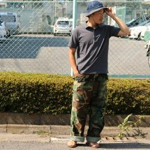 <img class='new_mark_img1' src='https://img.shop-pro.jp/img/new/icons14.gif' style='border:none;display:inline;margin:0px;padding:0px;width:auto;' />TWO MOON×US ARMY M-65 TROUSERS