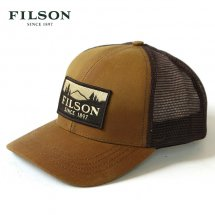 <img class='new_mark_img1' src='https://img.shop-pro.jp/img/new/icons50.gif' style='border:none;display:inline;margin:0px;padding:0px;width:auto;' />FILSON フィルソン LOGGER MESH CAP ロガーメッシュキャップ
