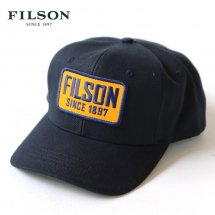 <img class='new_mark_img1' src='//img.shop-pro.jp/img/new/icons50.gif' style='border:none;display:inline;margin:0px;padding:0px;width:auto;' />FILSON フィルソン CANVAS LOGGER CAP キャンバスロガーキャップ ネイビー