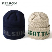 <img class='new_mark_img1' src='https://img.shop-pro.jp/img/new/icons14.gif' style='border:none;display:inline;margin:0px;padding:0px;width:auto;' />FILSON フィルソン SEATTLE KNIT CAP シアトルニットキャップ