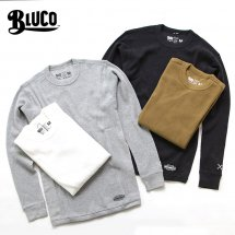 ブルコ BLUCO WORK GARMENT OL-014-018 2パックサーマルシャツ 2PAC THERMAL SHIRTS セットイン