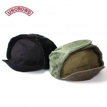 アンクラウド UNCROWDブルコ BLUCO UC-301-018 ボマーキャップ BOMBER CAP