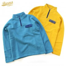 <img class='new_mark_img1' src='//img.shop-pro.jp/img/new/icons14.gif' style='border:none;display:inline;margin:0px;padding:0px;width:auto;' />バーンズ BARNS OUTFITTERS BR-7700 ハーフジッププルオーバー