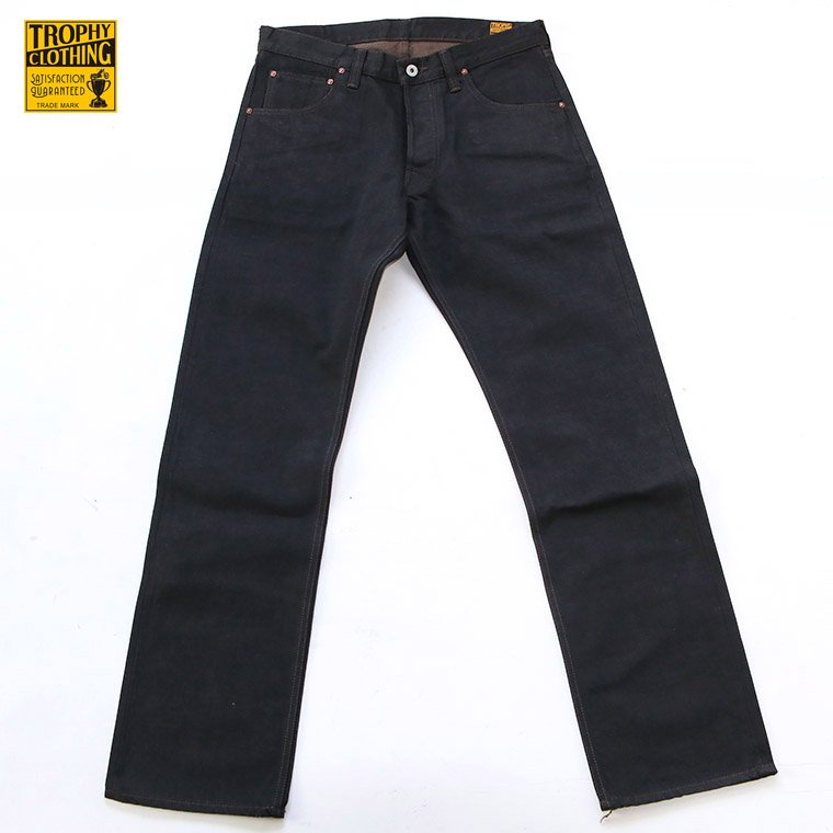 TROPHY CLOTHING BLACKIE DENIM