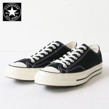 <img class='new_mark_img1' src='//img.shop-pro.jp/img/new/icons56.gif' style='border:none;display:inline;margin:0px;padding:0px;width:auto;' />コンバース CONVERSE スニーカー CT70 チャックテイラー Chuck Taylor All Star Lo 1970 ブラック