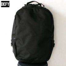 デフィーバッグス DEFY BAGS バックタウンパック Bucktown Pack ブラック バリスティックナイロン Black Ballistic nylon