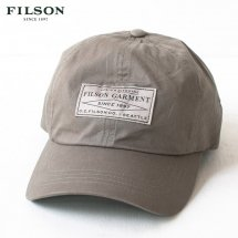 <img class='new_mark_img1' src='https://img.shop-pro.jp/img/new/icons14.gif' style='border:none;display:inline;margin:0px;padding:0px;width:auto;' />フィルソン FILSON ライトウエイトアングラーキャップ LIGHTWEIGHT ANGLER CAP カーキ