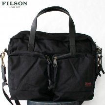 <img class='new_mark_img1' src='https://img.shop-pro.jp/img/new/icons56.gif' style='border:none;display:inline;margin:0px;padding:0px;width:auto;' />フィルソン FILSON バッグ ブリーフケース ショルダーバッグ DRYDEN BRIEF CASE ダークネイビー