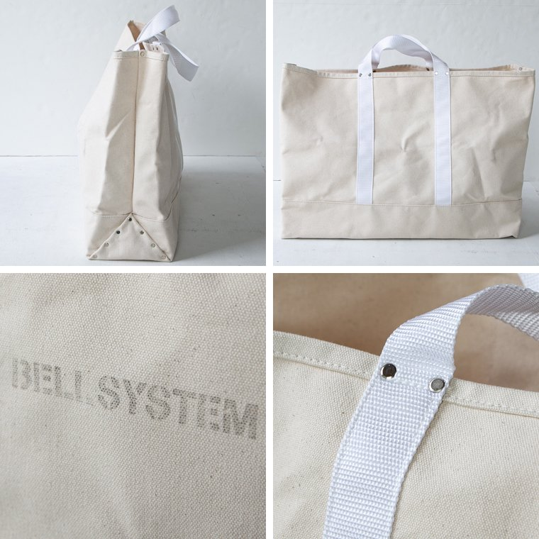 BELL SYSTEM トートバッグ
