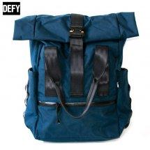 デフィーバッグス DEFY BAGS バーボッケルロールトップパック Ver Bockel Rolltop Pack ネイビー CorduraNavy Cordura nylon