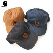 <img class='new_mark_img1' src='https://img.shop-pro.jp/img/new/icons14.gif' style='border:none;display:inline;margin:0px;padding:0px;width:auto;' />CARHARTT カーハート ODESSA CAP オデッサキャップ