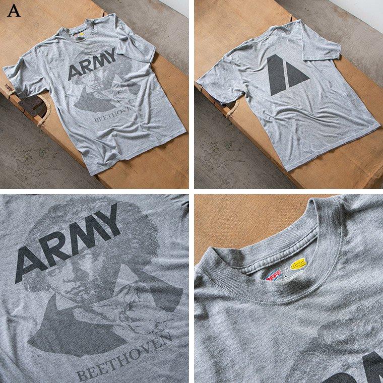 アメリカ軍 ベートーヴェンTシャツ