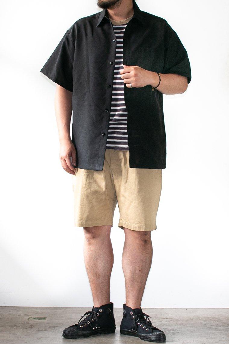 CALTOP オープンカラーシャツ
