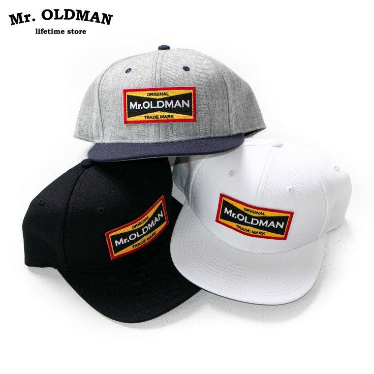 Mr.OLDMAN オリジナルトラッカーキャップ
