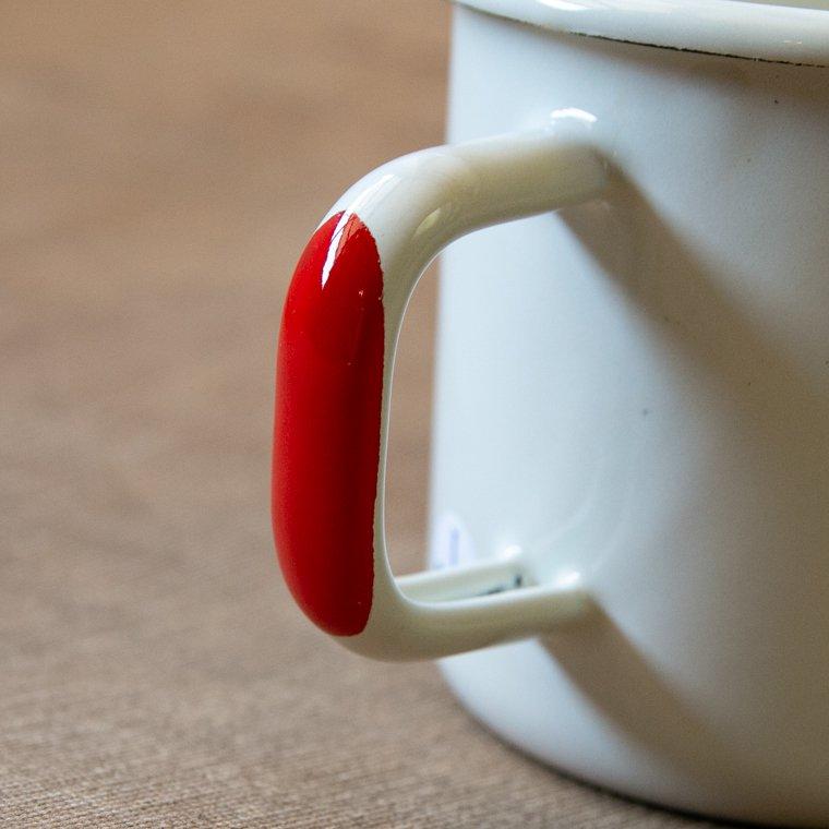 ホーローマグカップ