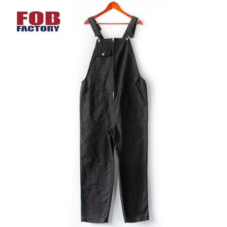 FOB factory オーバーオール