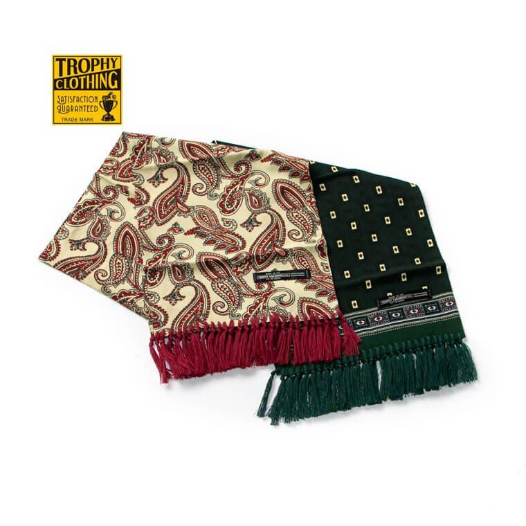 TROPHY CLOTHING スカーフ
