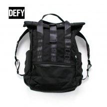 デフィーバッグス DEFY BAGS バーボッケルロールトップパック Ver Bockel Rolltop Pack ブラック バリスティックナイロン Black Ballistic nylon