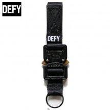 デフィーバッグス DEFY BAGS クイックリリースキーチェーン QUICK RELEASE KEY CHAIN Tactical AustriAlpin COBRA ブラック