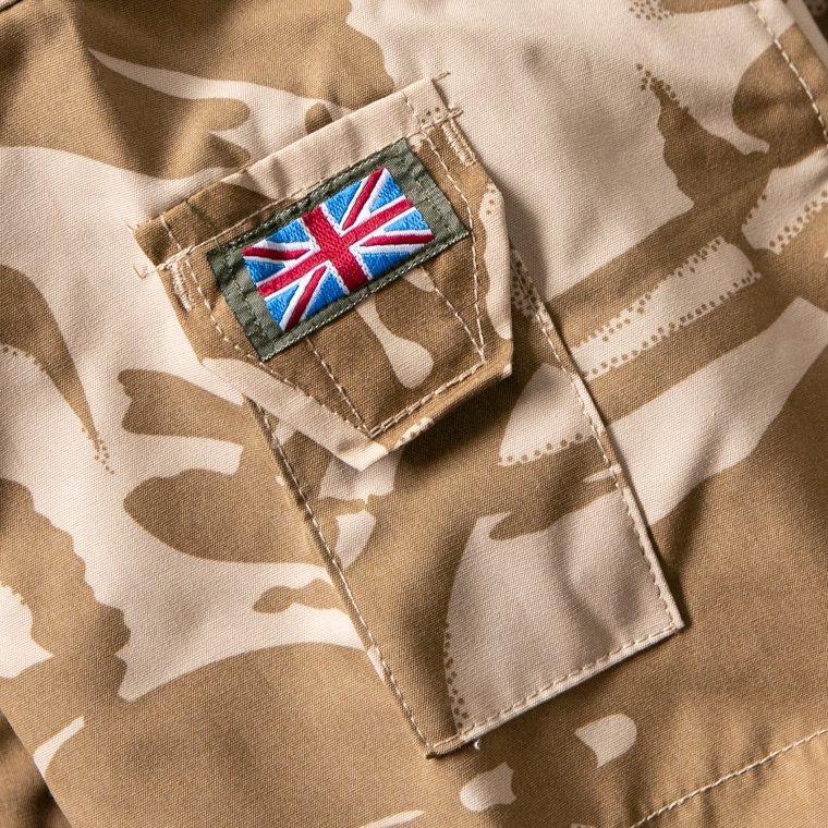 イギリス軍DPM コンバットスモック