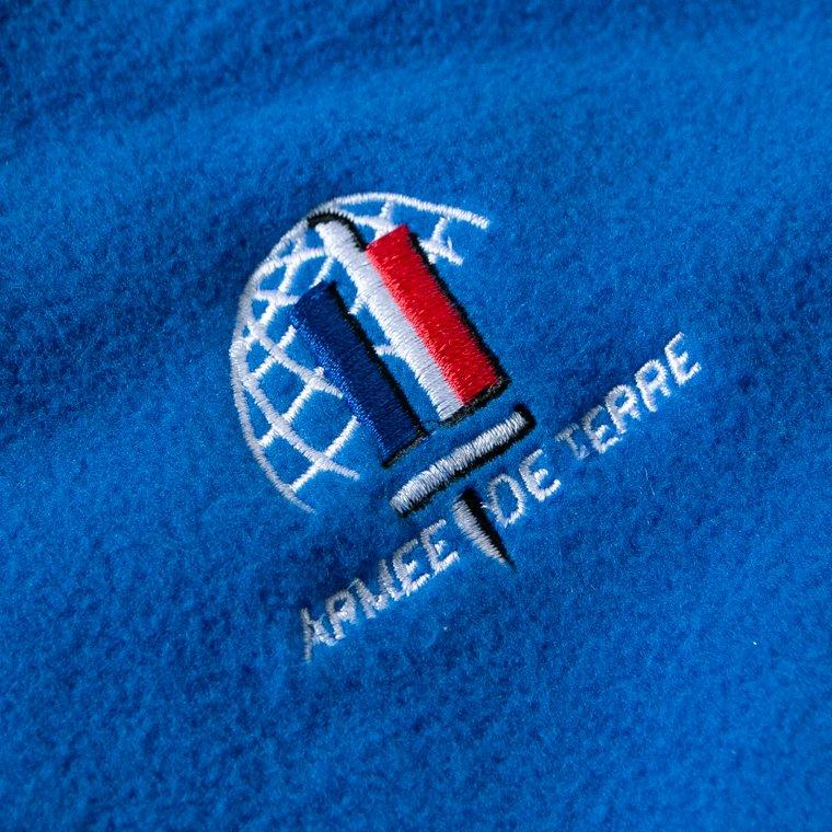 フランス フリーススーツ