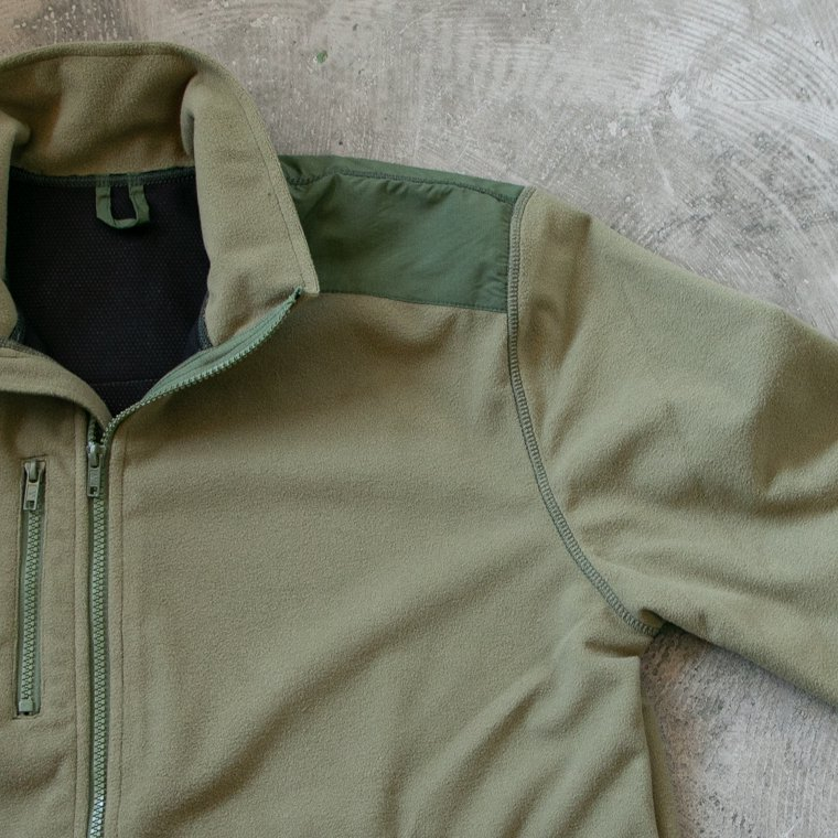 ノルウェー軍 フリースジャケット