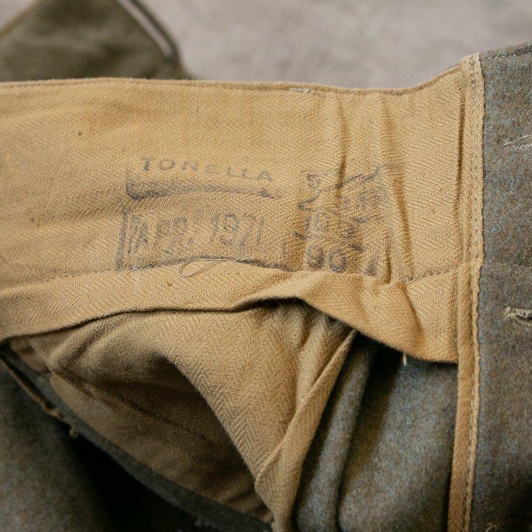 イタリア軍 レインコート