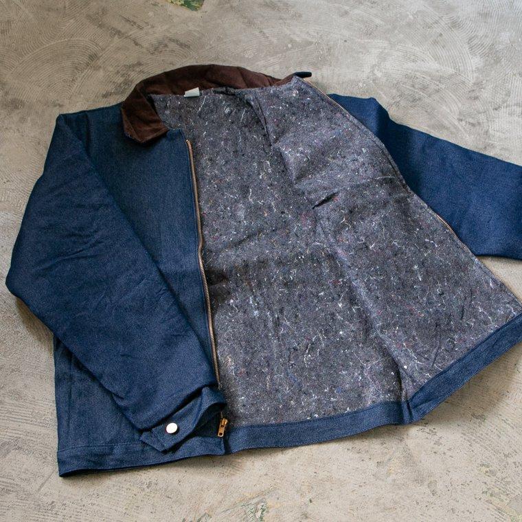アメリカ製デニムワークジャケット
