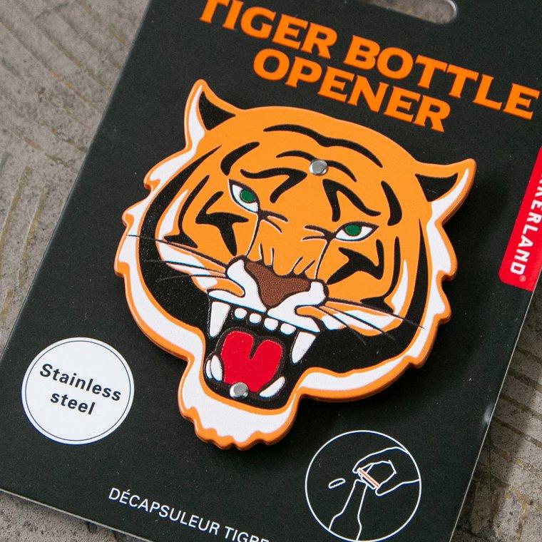 タイガーボトルオープナー