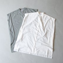 <img class='new_mark_img1' src='https://img.shop-pro.jp/img/new/icons50.gif' style='border:none;display:inline;margin:0px;padding:0px;width:auto;' />スタンダードシャツ STANDARD SHIRT レディース Lady's バンドカラードレス Band Collar Dress