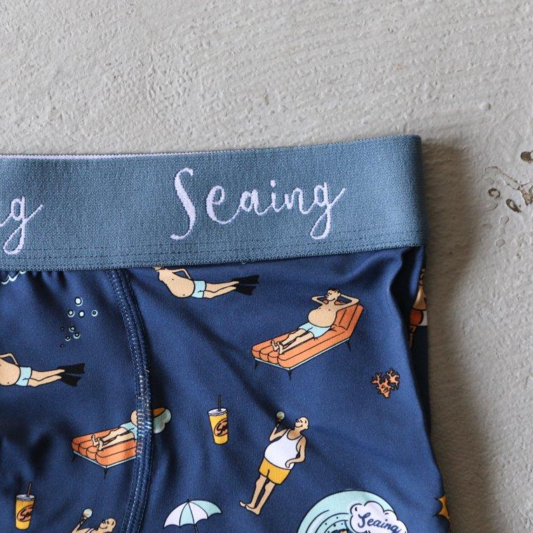 seaing シーング ボクサーパンツ