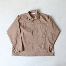 <img class='new_mark_img1' src='https://img.shop-pro.jp/img/new/icons50.gif' style='border:none;display:inline;margin:0px;padding:0px;width:auto;' />メイプル melple サイドウォークシャツ Side walk Shirts ベージュ