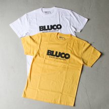 <img class='new_mark_img1' src='https://img.shop-pro.jp/img/new/icons14.gif' style='border:none;display:inline;margin:0px;padding:0px;width:auto;' />ブルコ BLUCO WORK GARMENT OL-800-021 ロゴTシャツ