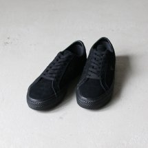 <img class='new_mark_img1' src='https://img.shop-pro.jp/img/new/icons50.gif' style='border:none;display:inline;margin:0px;padding:0px;width:auto;' />コンバース CONVERSE CONS スニーカー ワンスタープロ スエード 166839C ONE STAR PRO OX SUEDE BLACK/BLACK/BLACK