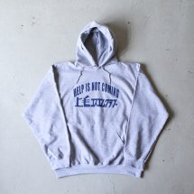 <img class='new_mark_img1' src='https://img.shop-pro.jp/img/new/icons14.gif' style='border:none;display:inline;margin:0px;padding:0px;width:auto;' />SM CLUB HELP IS NOT COMING Pullover Parka グレー