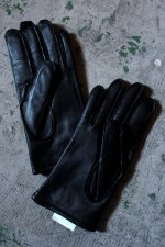 US NAVY Wool Lined Leather Glove アメリカ海軍 ウール裏地 デッドストックグローブ