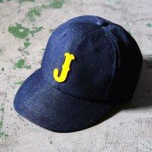 JAPAN BLUE JEANS ジャパンブルージーンズ Classic Denim Cap クラシックデニムキャップ J